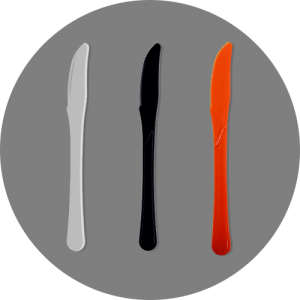 PETUNIA RANGE KNIFE
