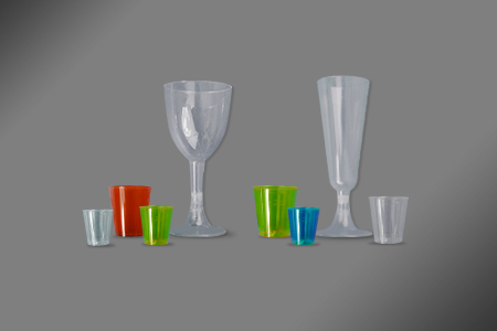 SHOT & WINE CUPS