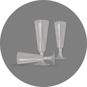 CHAMPAGNE CUPS